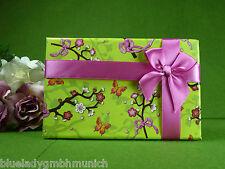 Box Geschenkbox ✿ Kirschblüte ✿ Geschenkschachtel GIFT Box Boîte Cadeau