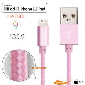 USB-Charging-Cable-Apple-iPhone-6S-6-6-Plus-5S-5C-5-Data-Cable-USB-Car-Charger