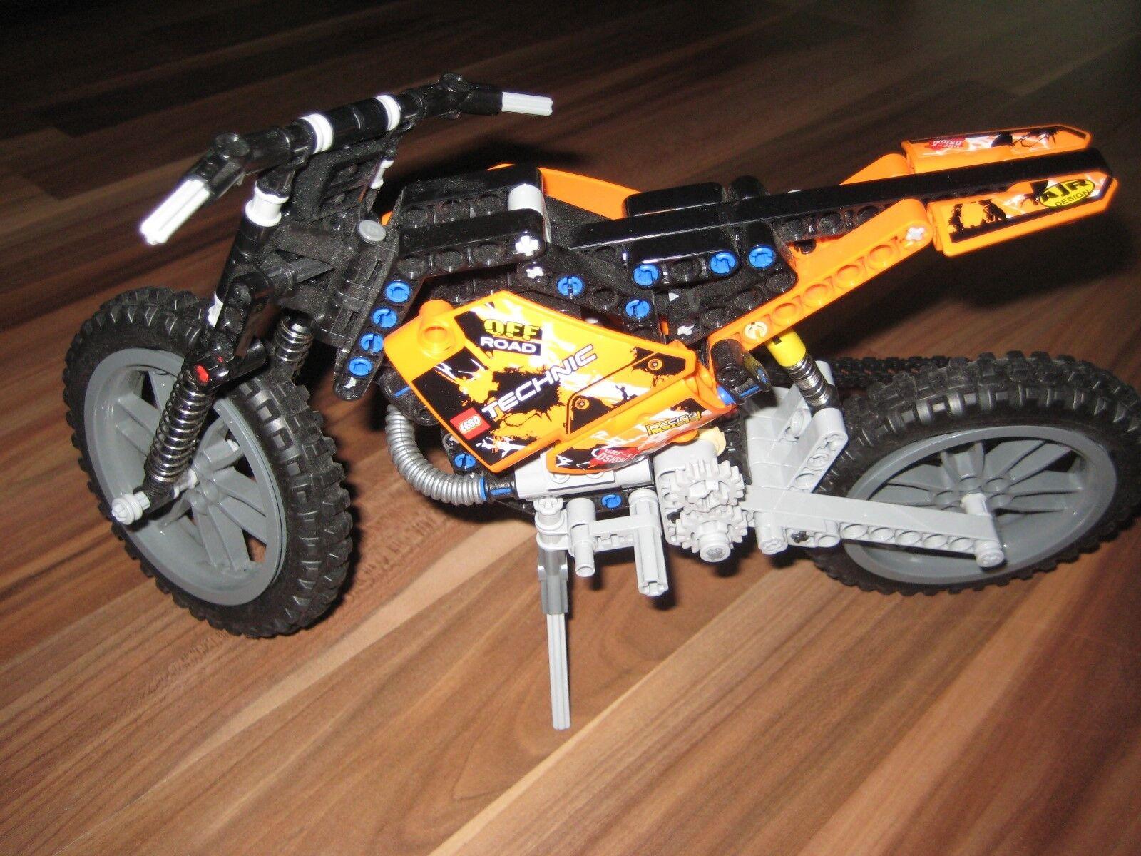 LEGO Technic Motocross Bike (42007)