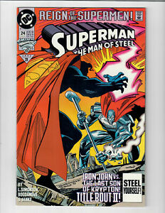 Superman-The-Man-Of-Steel-24-Aug-1993-DC-Comic-130956D-4