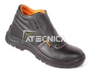 Scarpe-antinfortunistica-Beta-Work-7245B-alte-in-pelle-con-strappo-x-saldatore