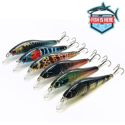 """Rattling GT POPPERS      For HUGE Fish    Approx 7/"""" long   Size 4//0 or 5//0"""