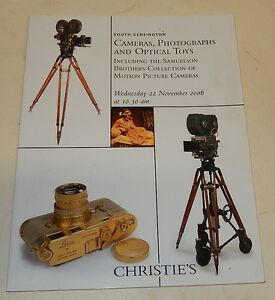 CATALOGUE-de-VENTES-CHRISTIE-039-S-Cameras-Photographs-amp-Optical-Toys-LEICA-Stereo