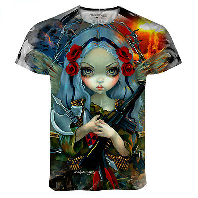 Unseelie Court War for Mens T-Shirt designed by Jasmine Becket-Griffith