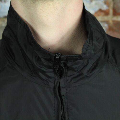 L M Ripndip deve essere bello mezza zip 3M Giacca A Vento Giacca Cappotto-Nero nelle taglie S