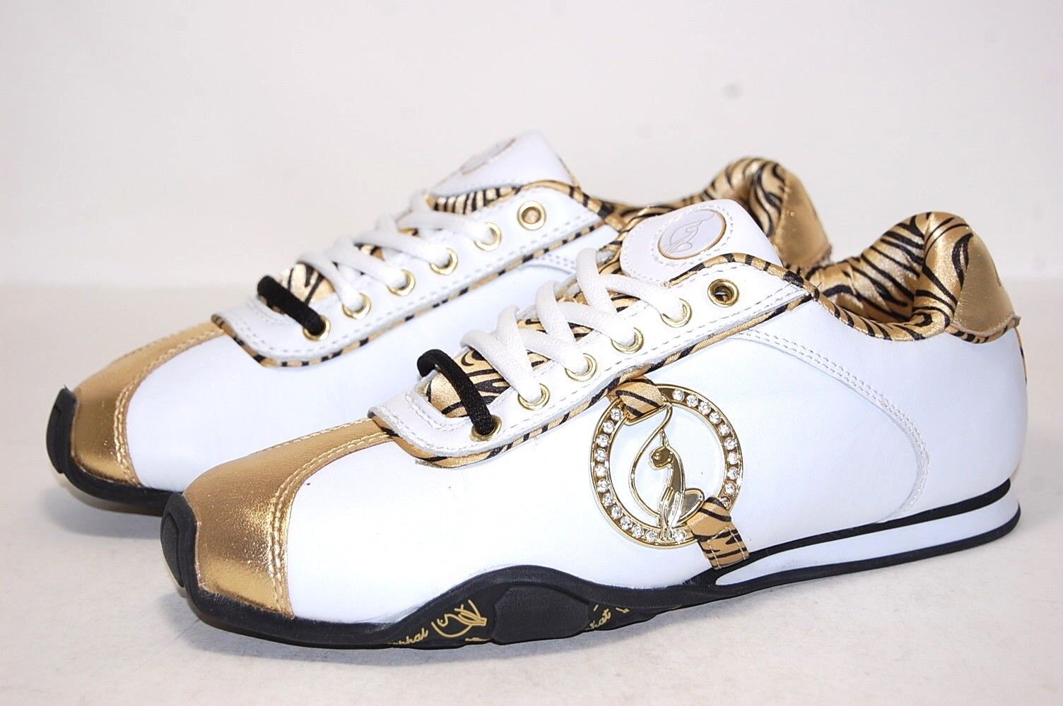 Baby Phat Hoop Zibra Dia Lolita BP51205A Gold Zibra Hoop Classic Schuhes Damens adf96b