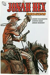 Jonah-Hex-Origins-TPB-Western-Graphic-Novel-Palmiotti-2007-DC-Comics-First-Print