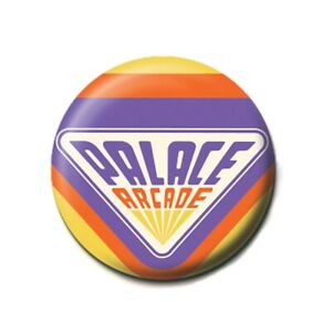 Genuine Stranger Things Palace Arcade Sign Button Badge Pin Badge Upside Down E7hfo4Gc-09160714-109626629