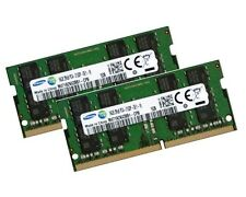 2x 16GB 32GB RAM DDR4 2133 Mhz Samsung SO DIMM f HP ProBook 430 G3 (DDR4) Series