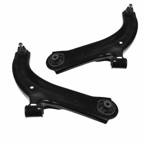 For Nissan Cube 2008-2014 Front Lower Wishbone Suspension Arms Pair