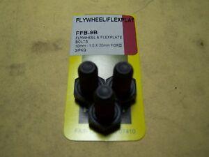 FLYWHEEL /& FLEXPLATE BOLTS 1.0 x 20mm FORD 10mm 3//pkg