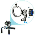 Follow Focus with Single 15mm Rod Clamp£¬ Gear Ring Belt for DSLR Cameras UD#20
