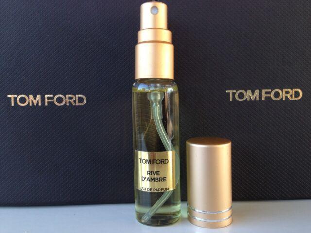 TOM FORD PRIVATE BLEND RIVE D'AMBRE 10 ml.  SPRAY