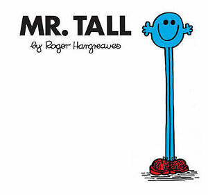 Mr-Tall-by-Roger-Hargreaves-Paperback-1978