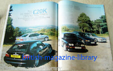 Evo Magazine Issue 72 BMW Z3M Coupe v BMW E30 v BMW E36 v BMW 840Ci v Alpina B10