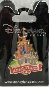 Disney-Pins-Disneyland-Paris-Castle-Pin