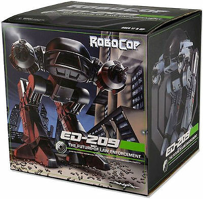 ROBOCOP ED-209 WITH SOUND 10 INCH MOVIE ACTION FIGURE NECA
