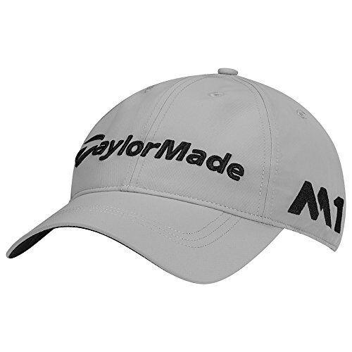 d4bd5f7bf74 Buy TaylorMade Golf 2017 Litetech Tour Hat Cap Gray Adjustable OSFA M1  Radar 19211 online