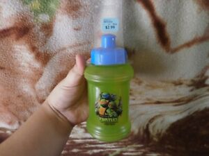 CLOSEOUT-SALE-Imported-From-USA-Zak-Ninja-Turtles-Tumbler-BPA-FREE-9oz