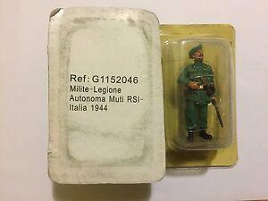 """"""" Autonome Legion Soldaten Muti Rsi Italien 1944 """" Einrichtungen D' Elite 036 BüGeln Nicht"""
