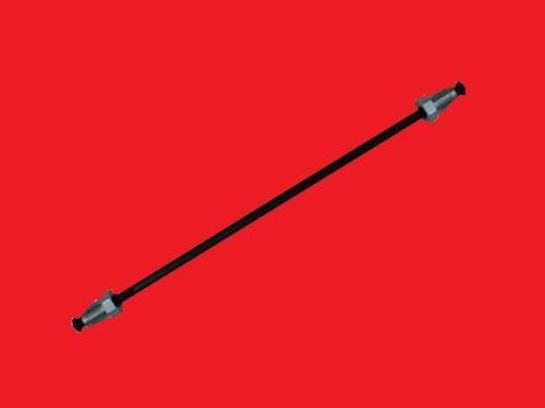 Bremsleitung 220 mm Lupo vom Bremskraftregler