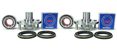 NSK Wheel Bearing & Hub Set FRONT 851-81007 for Infiniti G20 '91-'96