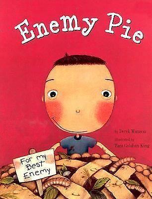 Enemy Pie Reading Rainbow book)