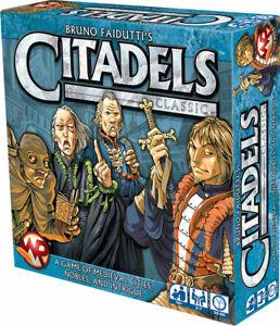 Citadels: Classic Board Game