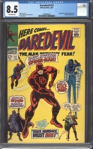 DAREDEVIL-27-1967-CGC-8-5-VF-Stan-Lee-Spider-Man-appearance