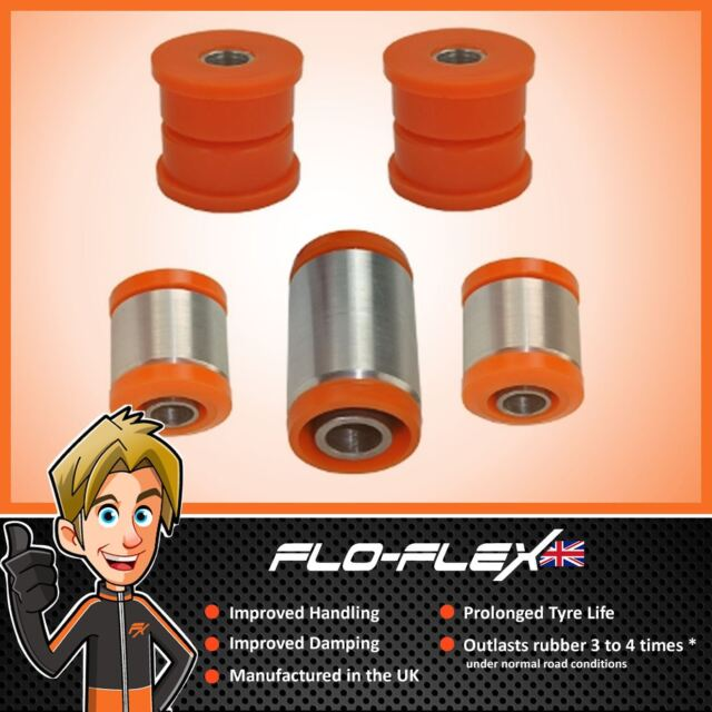 Land Rover Discovery 2 Watts Linkage Centre & Arm Poly Polyurethane Bushes