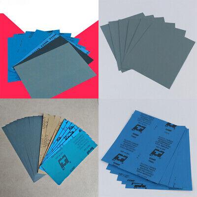 230x280mm Wet /& Dry Sandpaper Sheet 3000//4000//5000 Grit Waterproof Sander Paper