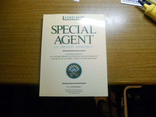 Special Agent by E. P. Steinberg ARCO 021898305619 SIXTH EDITION