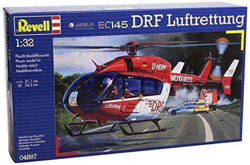 Revell Eurocopter EC145 DRF Plastic Model Kit
