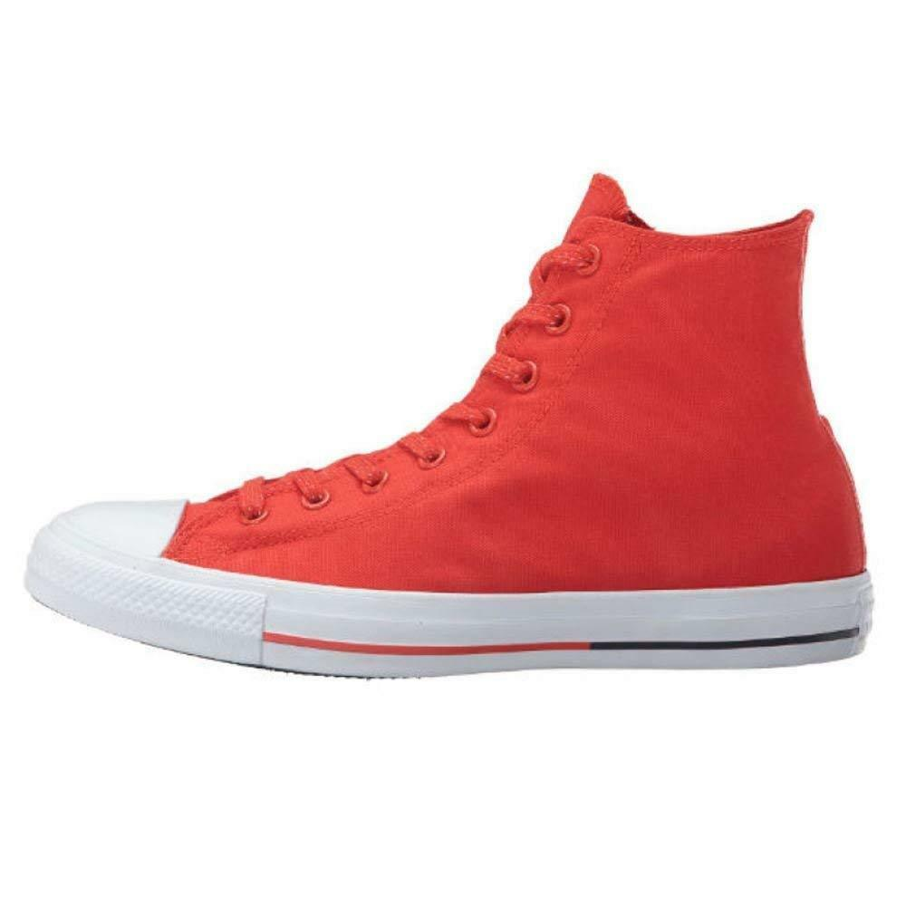 Converse Chuck Taylor High Signal Red White (153794F)