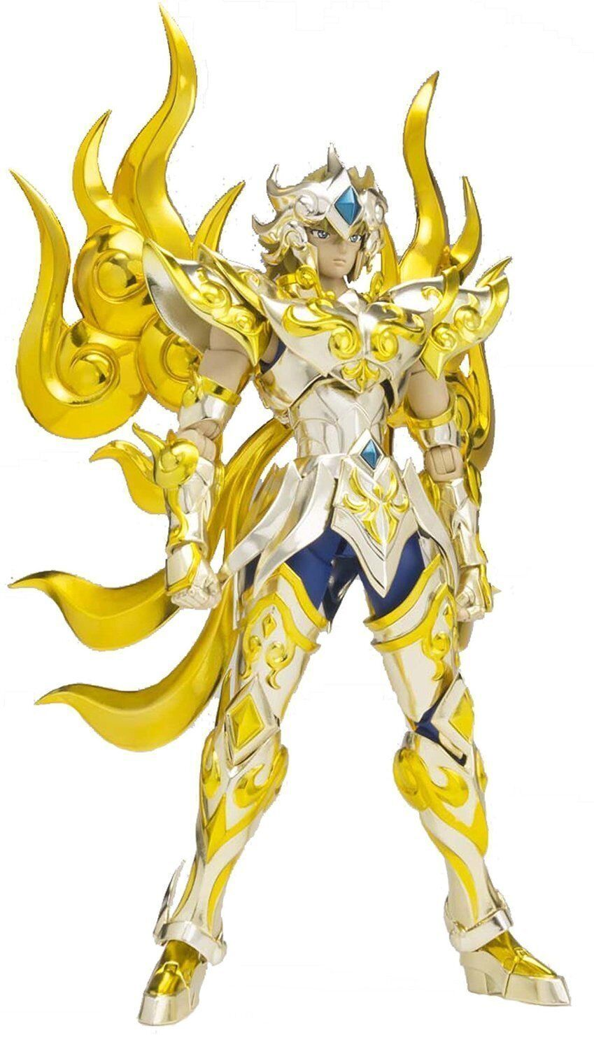 Bandai Saint Seiya Cloth Myth EX Soul of Gold Leo Aiolia (God Cloth)