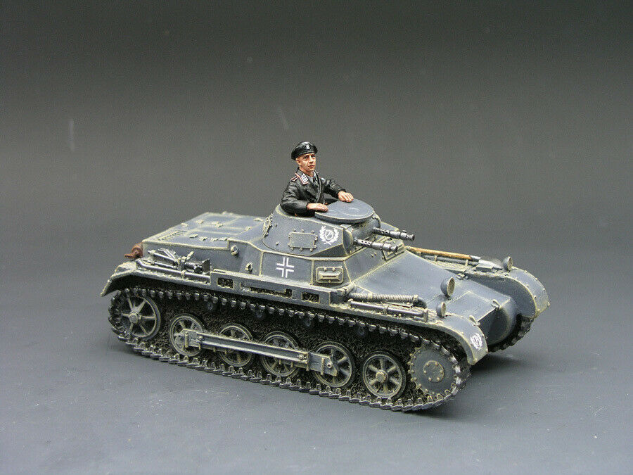 King & Country LAH068 Panzer I Tank Set MIB Retired