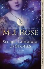 The Secret Language of Stones by M J Rose (Paperback / softback, 2017)