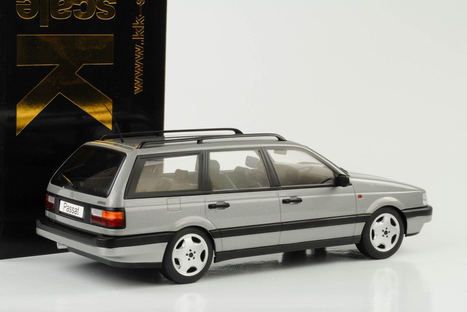 1988 Volkswagen VW Passat B3 Vr6 Variant grigio Metálico 1 18 Kk