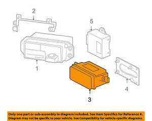Details about JAGUAR OEM 09-15 XF Cruise Control-Sd Control Sensor on