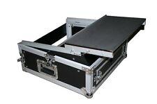 WINKELRACK 2/8 Mit NOTEBOOK ABLAGE ideal für Denon DN-MC6000 Controller  NEU