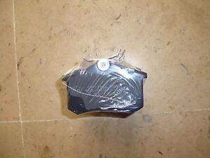 Plaquettes (4) de frein arrière G&D Citroën Berlingo (M_) combi / box