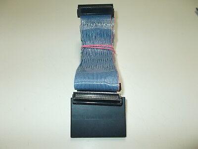 With Terminator 80 Cm Length Ca Scsi Cable #k-36-11 68 Pole Inline