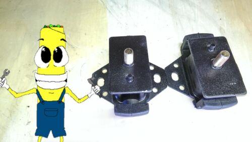 Motor Mount Kit for Toyota Pickup 1.9L 2.0L 2.2L Engine 70-80 Left and Right Set