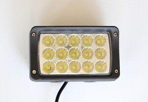 1x-45w-6-034-reparacion-barra-de-Luz-LED-Proyector-todoterreno-Drl-Camion-SUV