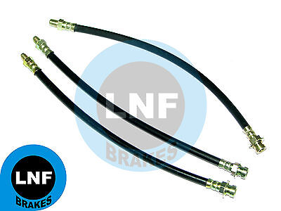 CHRYSLER NEW YORKER TOWN /& COUNTRY BRAKE HOSE FRONT REAR X3 61 62 1961 1962