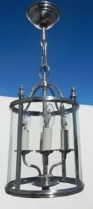 Lanterne-Suspension-Métal 4 Leuchten Neo Klassik Gaetano Sciolari