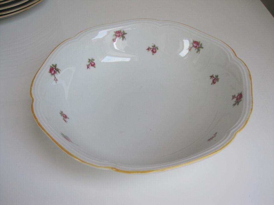 Porcelæn, Spisestel, Felda Rhön