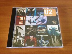 U2 ACHTUNG BABY 20th Anniversary US Radio Special 54:00 Version Promo CD (2011)