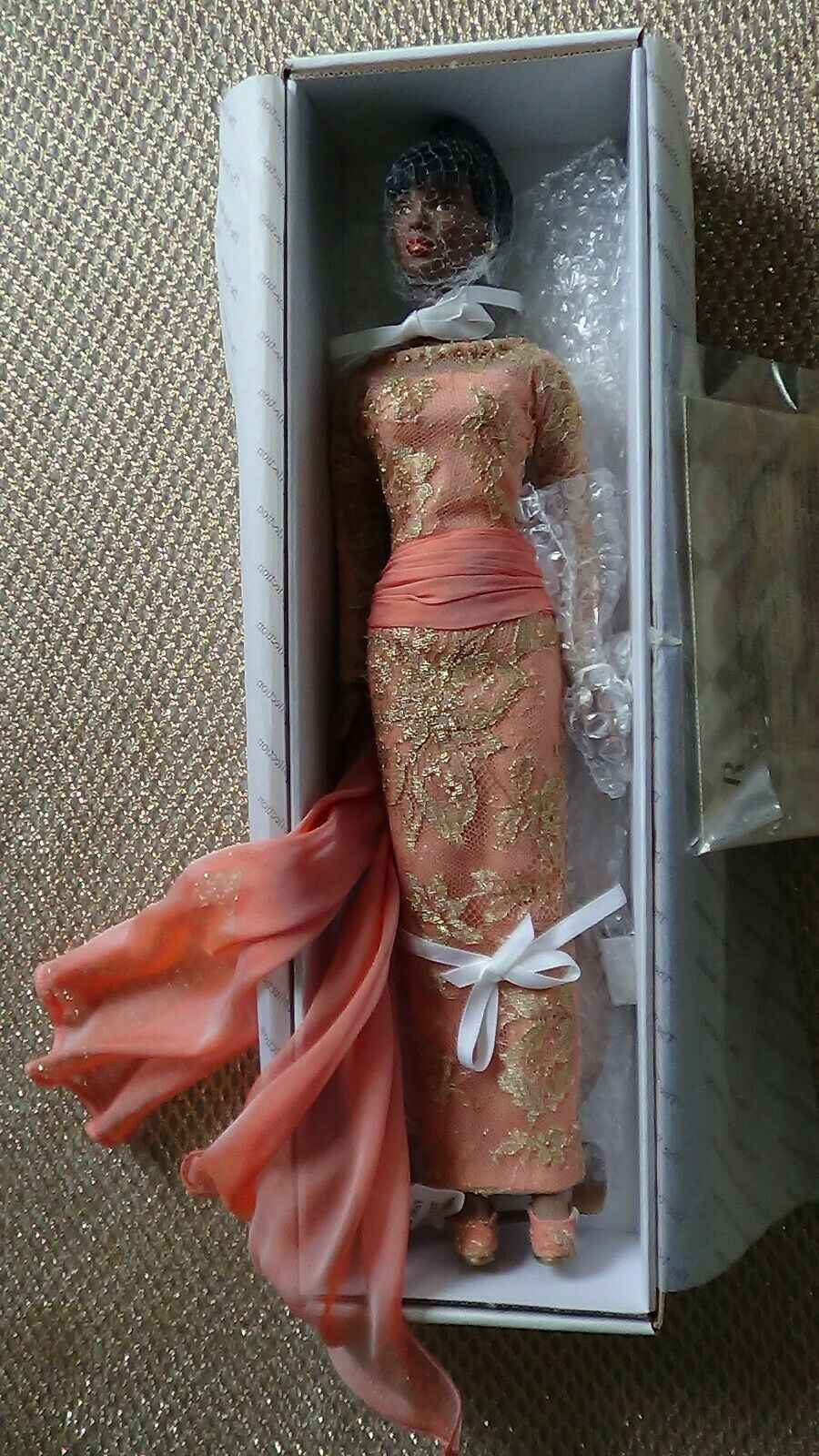 Esme Cover Girl Doll & stand