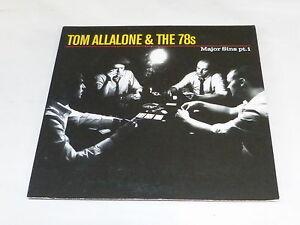 TOM-ALLONE-amp-THE-78s-MAJOR-SINS-PT-1-RARE-CD-PROMO